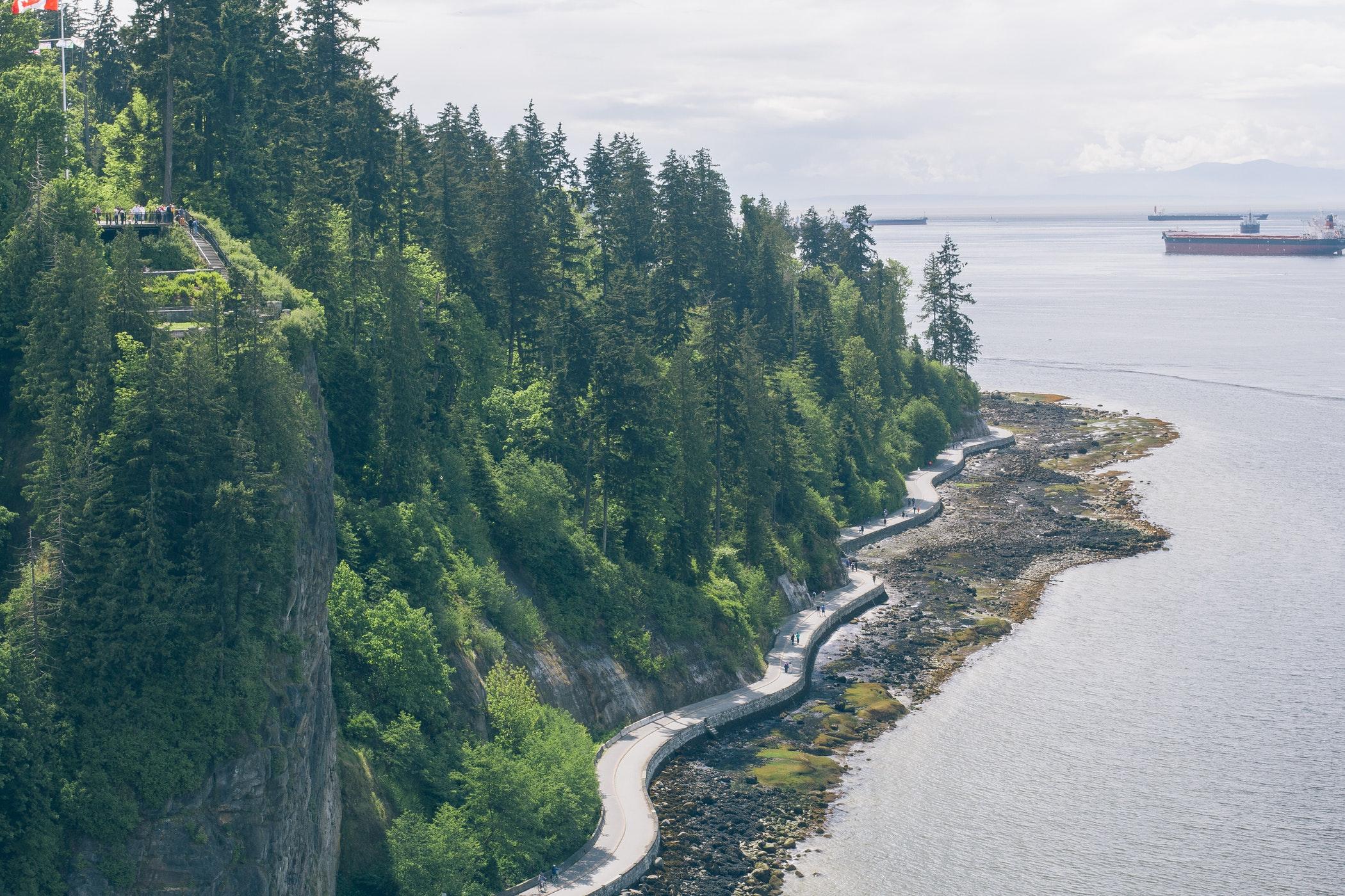 加拿大西岸4日游